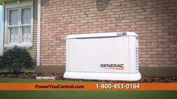 Generac Power Package TV Spot, 'Power You Control' - Thumbnail 8