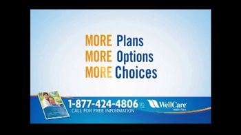 WellCare Medicare Advantage Plan TV Spot, 'Get More'