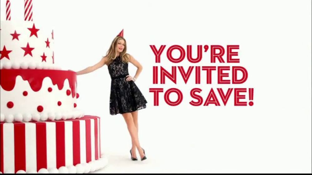 Macy S Birthday Sale Tv Commercial Treat Yourself