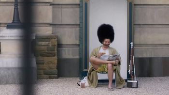 GEICO TV Spot, 'Casual Friday at Buckingham Palace'