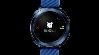 Samsung Gear Sport TV Spot, 'Good Morning'
