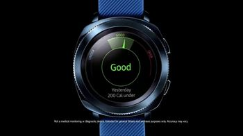 Samsung Gear Sport TV Spot, 'Good Morning' - Thumbnail 7