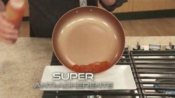 Copper Chef TV Spot, 'Colección' [Spanish]