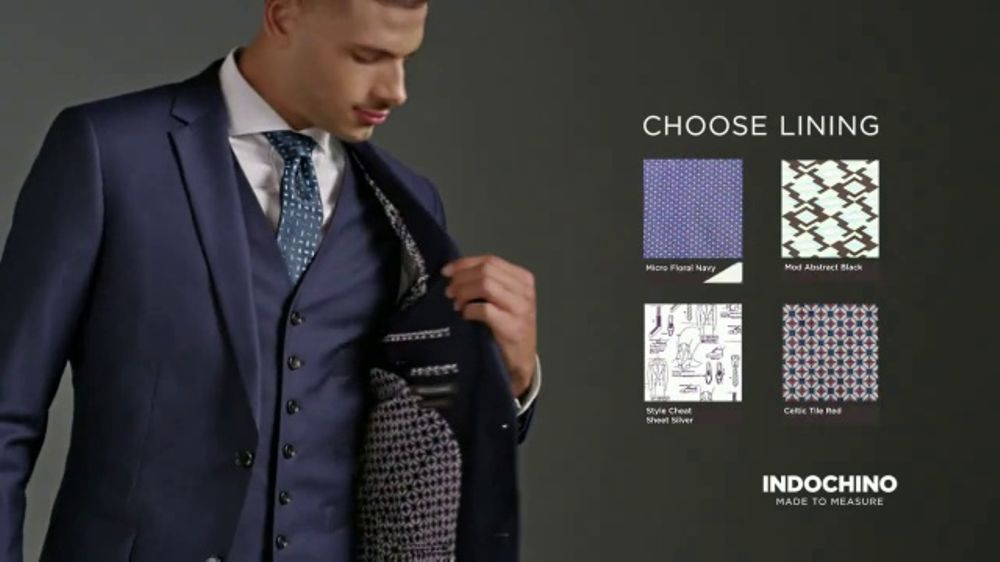0e424d45 Indochino TV Commercial, 'Like No Other' - Video