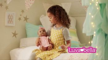Luvabella TV Spot, 'Like a Real Baby' - Thumbnail 1