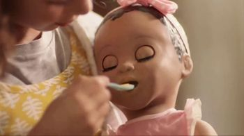 Luvabella TV Spot, 'Like a Real Baby' - Thumbnail 4