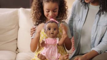 Luvabella TV Spot, 'Like a Real Baby' - Thumbnail 6