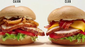 Arby's Deep Fried Turkey TV Spot, 'Two Solid Options' - Thumbnail 3
