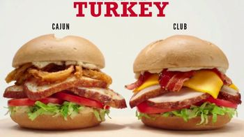 Arby's Deep Fried Turkey TV Spot, 'Two Solid Options' - Thumbnail 5