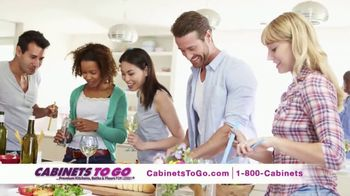 Cabinets To Go TV Spot, 'Get Ready for the Holidays' feat. Ty Pennington - 57 commercial airings