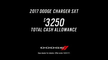 2017 Dodge Charger SXT TV Spot, 'Born This Way: Same Fire' [T2] - Thumbnail 8