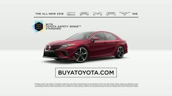 2018 Toyota Camry TV Spot, 'Game Changer' Featuring Eli Manning [T1] - Thumbnail 6
