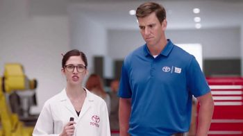 2018 Toyota Camry TV Spot, 'Game Changer' Featuring Eli Manning [T1] - Thumbnail 3