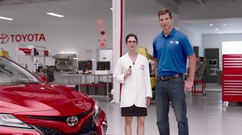 2018 Toyota Camry TV Spot, 'Game Changer' Featuring Eli Manning [T1] - 1 commercial airings