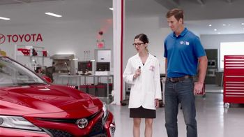 2018 Toyota Camry TV Spot, 'Game Changer' Featuring Eli Manning [T1] - Thumbnail 5
