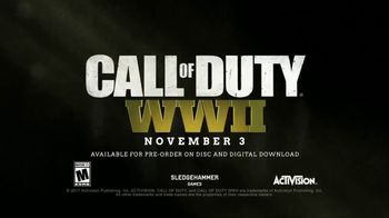 Call of Duty: WWII TV Spot, 'Reassemble' Song by Royal Blood - Thumbnail 8