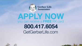 Gerber Guaranteed Life Insurance TV Spot, 'Protect Your Family' - Thumbnail 10
