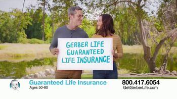 Gerber Guaranteed Life Insurance TV Spot, 'Protect Your Family' - Thumbnail 2
