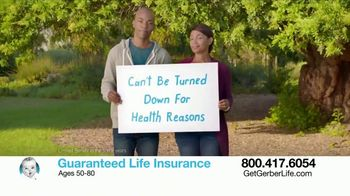 Gerber Guaranteed Life Insurance TV Spot, 'Protect Your Family' - Thumbnail 5