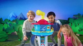 PAW Patrol My Size Lookout Tower TV Spot, 'Pup to the Rescue' - Thumbnail 2