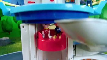 PAW Patrol My Size Lookout Tower TV Spot, 'Pup to the Rescue' - Thumbnail 3