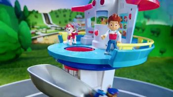 PAW Patrol My Size Lookout Tower TV Spot, 'Pup to the Rescue' - Thumbnail 6