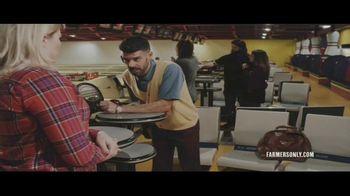FarmersOnly.com TV Spot, 'Bowling Night' - Thumbnail 5