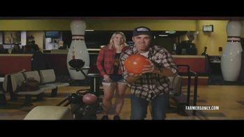 FarmersOnly.com TV Spot, 'Bowling Night' - Thumbnail 8