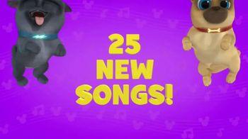 Spotify TV Spot, 'Disney Junior Music' - 35 commercial airings