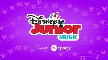 Spotify TV Spot, 'Disney Junior Music' - Thumbnail 1
