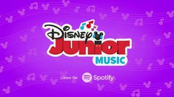 Spotify TV Spot, 'Disney Junior Music' - Thumbnail 7