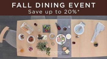 Scandinavian Designs Fall Dining Event TV Spot, 'Entertain in Style' - Thumbnail 7
