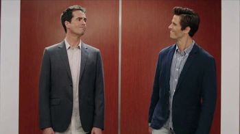UNTUCKit TV Spot, 'Elevator: Dress Shirt' - Thumbnail 9