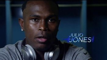 Bose TV Spot, 'Love That Feeling' Featuring Julio Jones - 1 commercial airings