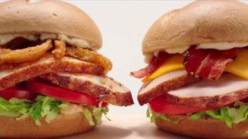Arby's Deep Fried Turkey TV Spot, 'Cooking Is an Art Form' - Thumbnail 1