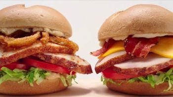 Arby's Deep Fried Turkey TV Spot, 'Cooking Is an Art Form' - Thumbnail 2
