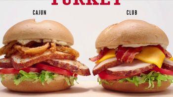 Arby's Deep Fried Turkey TV Spot, 'Cooking Is an Art Form' - Thumbnail 4