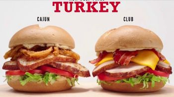 Arby's Deep Fried Turkey TV Spot, 'Cooking Is an Art Form' - Thumbnail 5