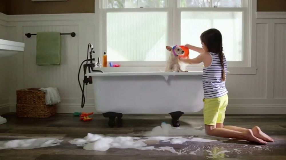 The Home Depot LifeProof Flooring TV Commercial, \'Chaos\' - iSpot.tv