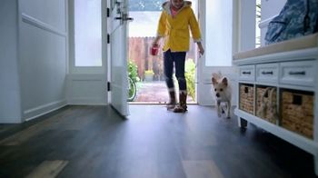 The Home Depot LifeProof Flooring TV Spot, 'Chaos' - Thumbnail 2