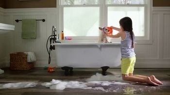 The Home Depot LifeProof Flooring TV Spot, 'Chaos' - 4180 commercial airings