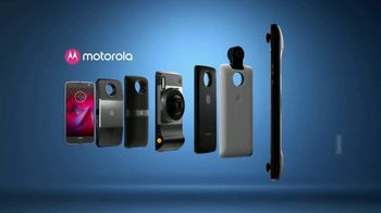 Motorola Moto Z TV Spot, 'The Same: Projector Mod' - Thumbnail 9