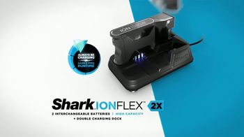 Shark IONFlex 2X TV Spot, 'Unbound Freedom' - Thumbnail 5