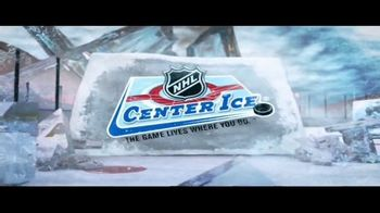 DIRECTV TV NHL Center Ice TV Spot, 'You Won't Get Frozen Out' - 215 commercial airings