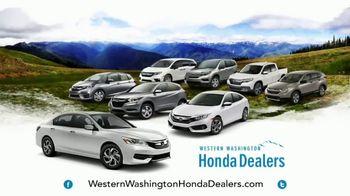 Honda Model Year End Sales Event TV Spot, 'Three Hondas' [T2] - Thumbnail 9
