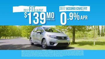 Honda Model Year End Sales Event TV Spot, 'Three Hondas' [T2] - Thumbnail 6