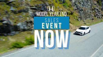 Honda Model Year End Sales Event TV Spot, 'Three Hondas' [T2] - Thumbnail 8