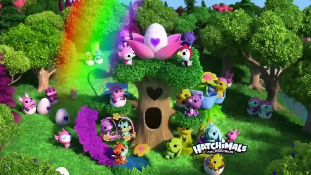Hatchimals Colleggtibles Hatchery Nursery Tv Commercial