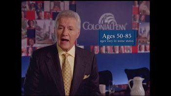 Colonial Penn TV Spot, 'Rate Lock Guaranteed' Featuring Alex Trebek - Thumbnail 1