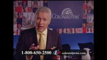 Colonial Penn TV Spot, 'Rate Lock Guaranteed' Featuring Alex Trebek - Thumbnail 2